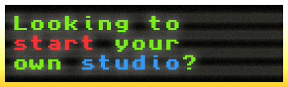 Looking to start your own studio?